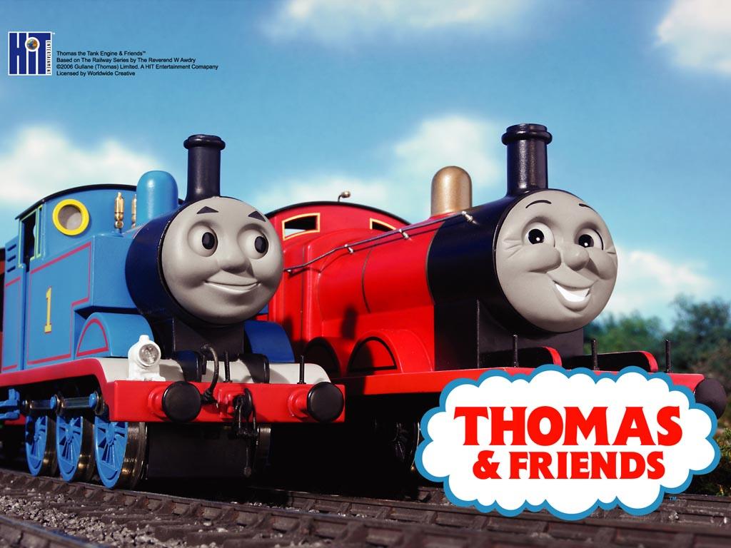 thomas and friends wallpaper hd