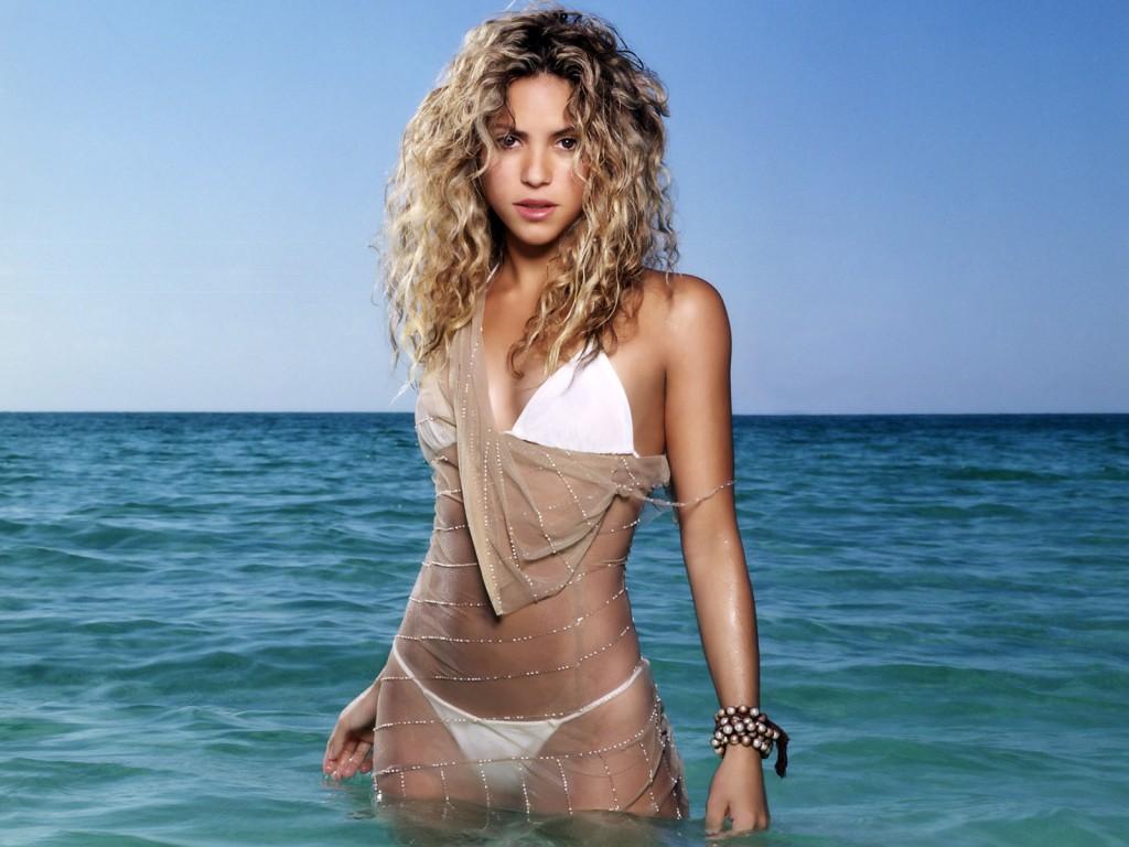 Shakira Desnuda Porno xxx Tex Tape - Fotos y video